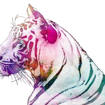 Tiger-rama by mrthink