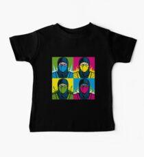 Pop Kombat Baby T-Shirt