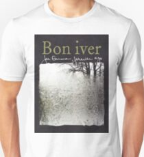 Bon Iver - Bon Iver - For Emma, Forever Ago - Album Slim Fit T-Shirt
