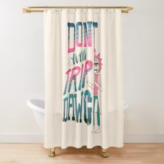 Don't Even Trip, Dawg Shower Curtain