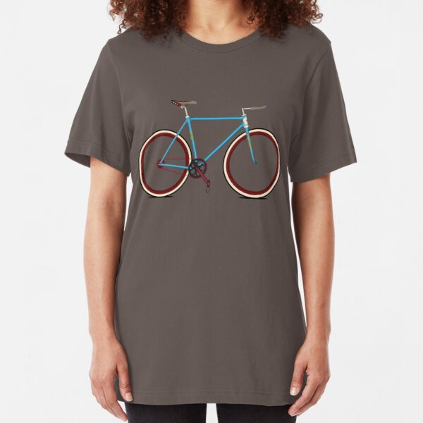 Bike Slim Fit T-Shirt
