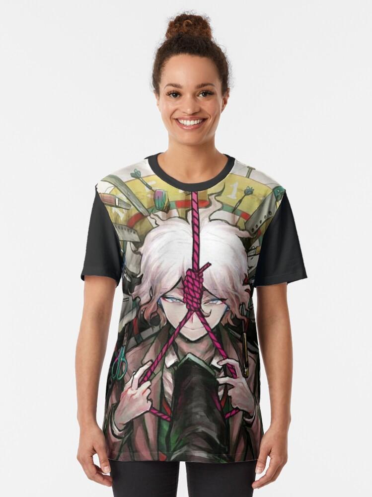 Alternate view of komaeda Graphic T-Shirt