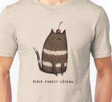 Black Forest Câteau Unisex T-Shirt