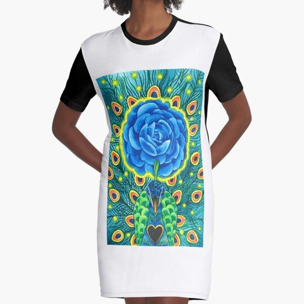 Godself  Graphic T-Shirt Dress