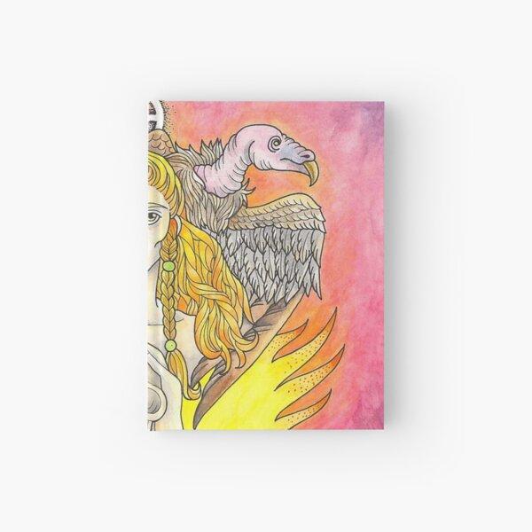 Gammleið Hardcover Journal