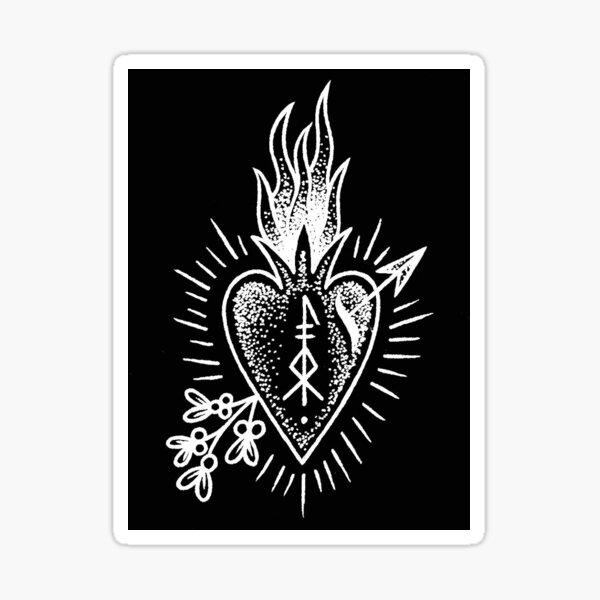 Loki Sigil  Sticker