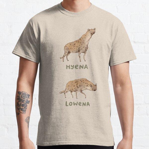 Hyena Lowena Classic T-Shirt