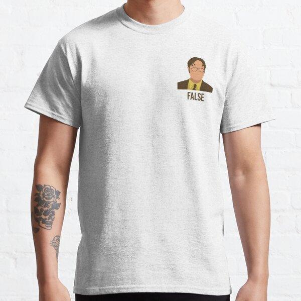 False Dwight.  Classic T-Shirt