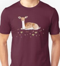 Happy Fallow Deer T-Shirt