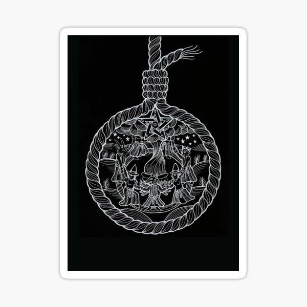 Witches Sticker