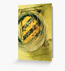 Gate of Mystery   Greeting Card