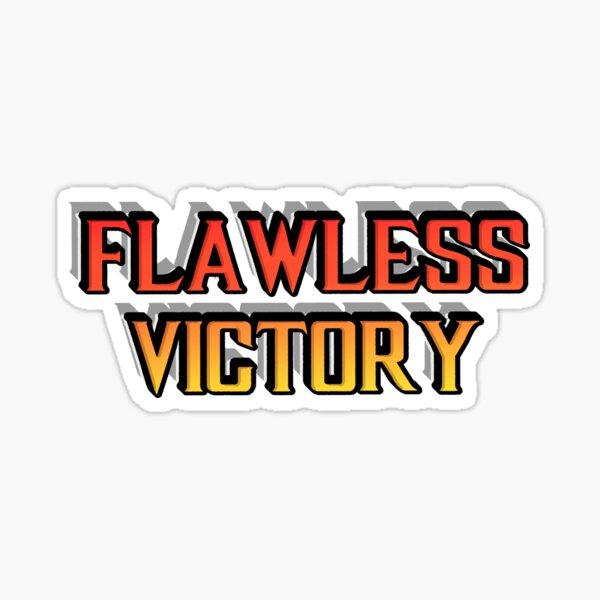 Flawless Victory | Mortal Kombat | Mortal Kombat 11 Sticker