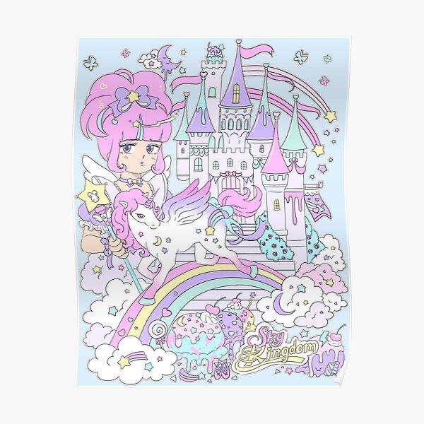 Sky Kingdom I Poster