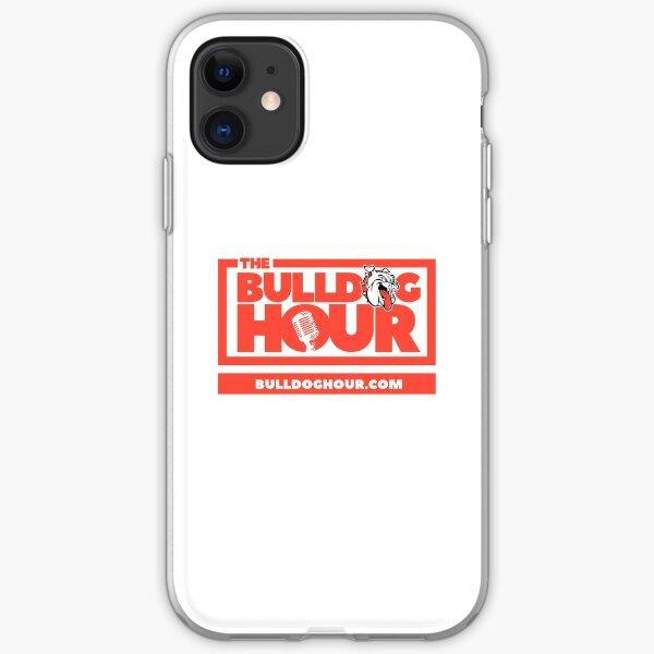 The Bulldog Hour (2018) iPhone Soft Case