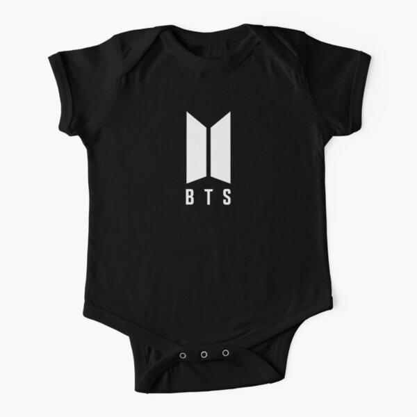 BTS Body de manga corta para bebé