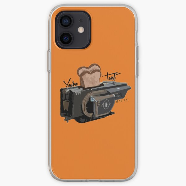 You're Toast! (Jotunn) iPhone Soft Case