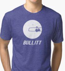 Bullitt - Classic Movies Tri-blend T-Shirt