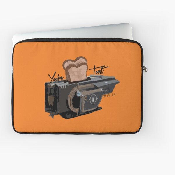 You're Toast! (Jotunn) Laptop Sleeve