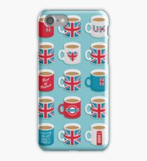 A Very British Brew iPhone Case/Skin