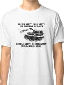 Tiger tank lullaby Classic T-Shirt