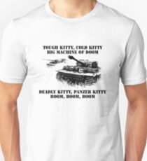 Tiger tank lullaby Unisex T-Shirt