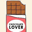 Chocolate Lover by Stephanie Komen