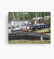 Harbour's End Canvas Print