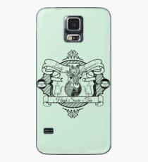 Lady Sipmoore's High Socie-Tea Case/Skin for Samsung Galaxy