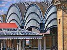 York Railway Station by Audrey Clarke