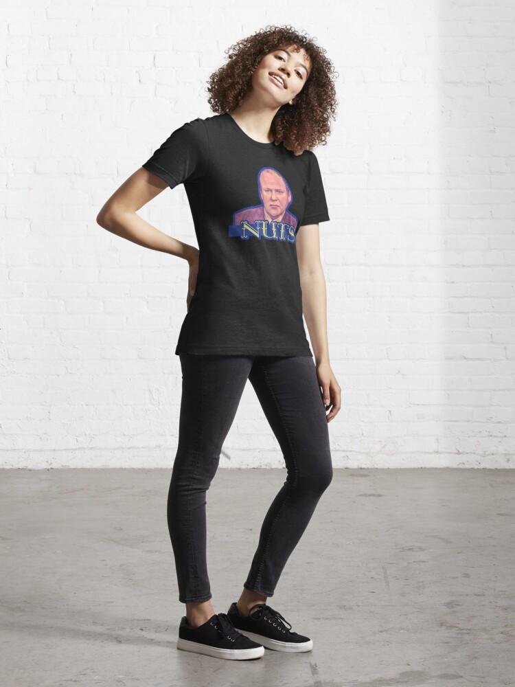 Alternate view of Roy Kinnear - Mr. Salt NUTS Essential T-Shirt