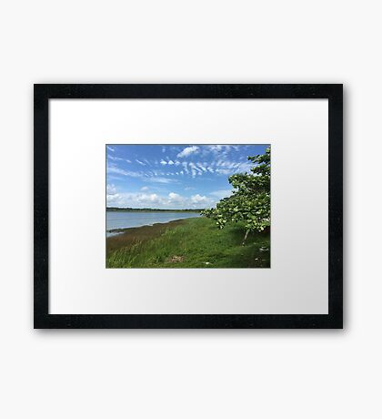 Coba (Pictures of Mexico) Framed Print
