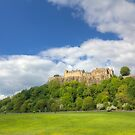 Stirling Castle by KitDowney