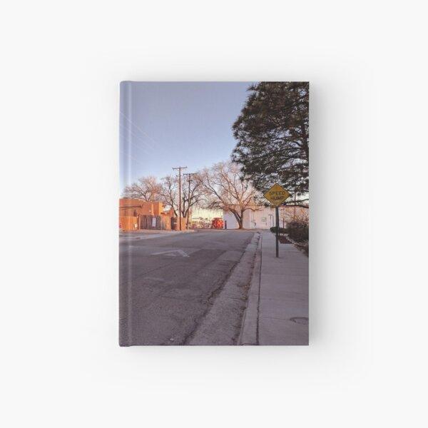 Bleeding slowly toward dusk. Hardcover Journal