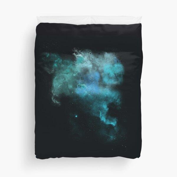 a cold nebula Duvet Cover
