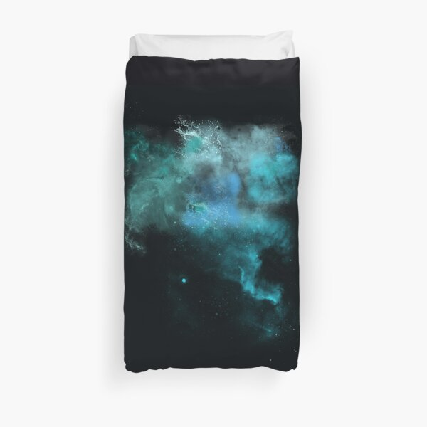 a cold nebula Duvet Cover