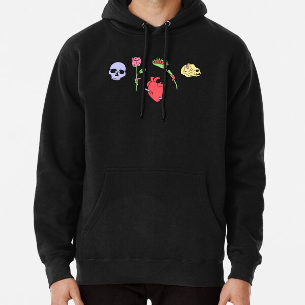 Your sour heart and friends Pullover Hoodie
