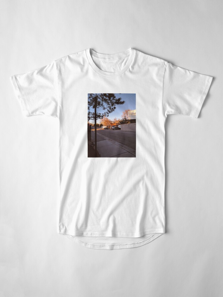Alternate view of Dusky Ray Long T-Shirt