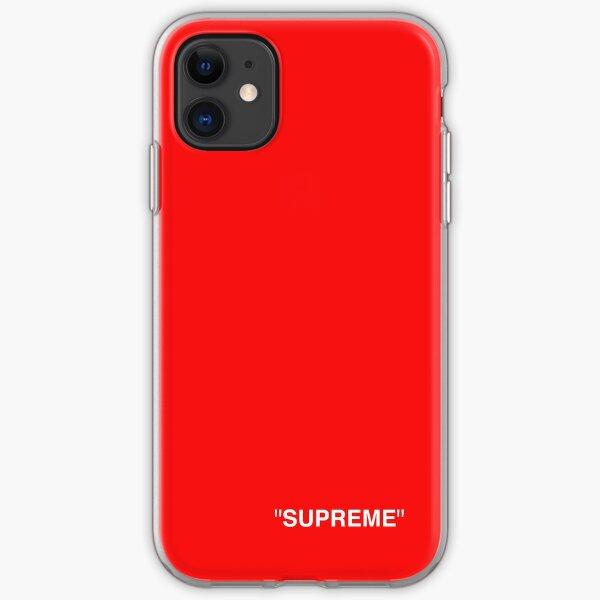 Coque iPhone 11Nike Air Jordan KAWS Gris 1 Antichoc Premium Coque Compatible iPhone 11
