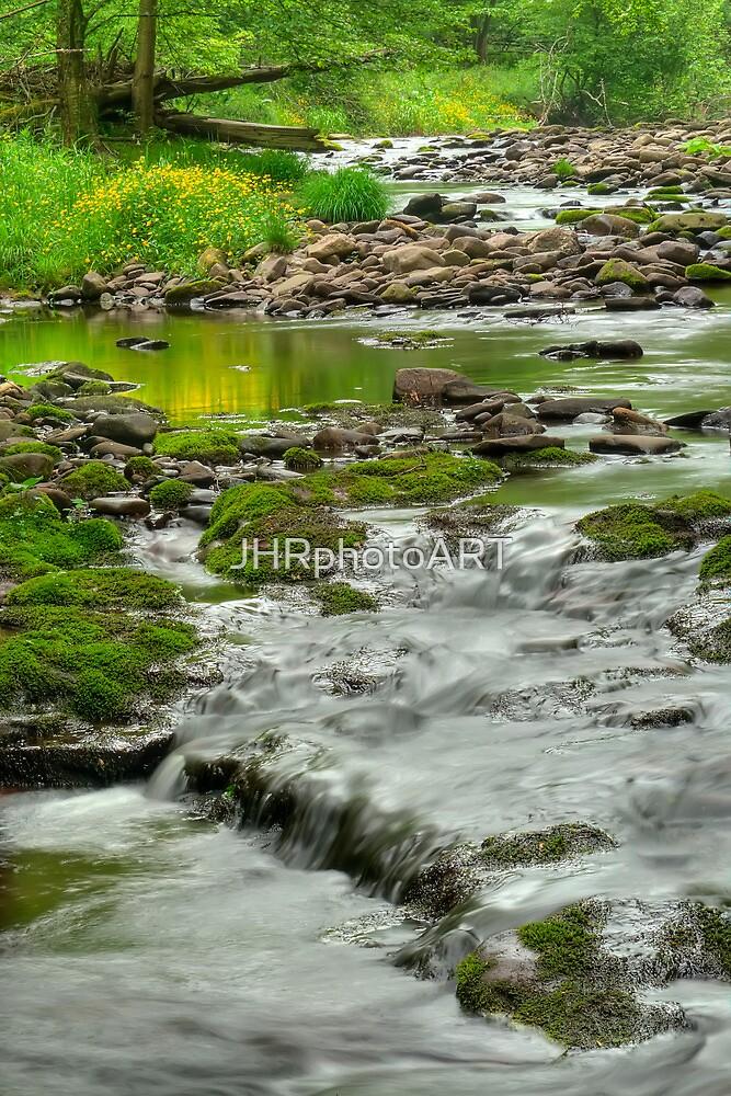Rolling River by JHRphotoART