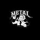 Wismut ist so Metall von Amy Grace