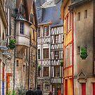 Walking In the Past by Jean-Pierre Ducondi