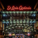 Busch Stadium Gate 3 by SusanTregoning