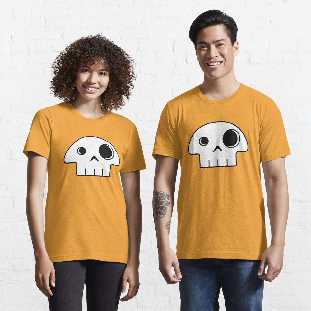 Mushroom Skull Essential T-Shirt
