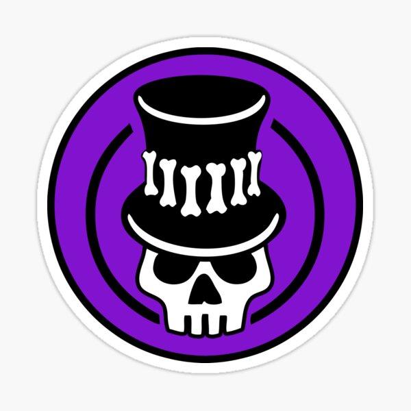 Voodoo Pantheon - Smite Sticker