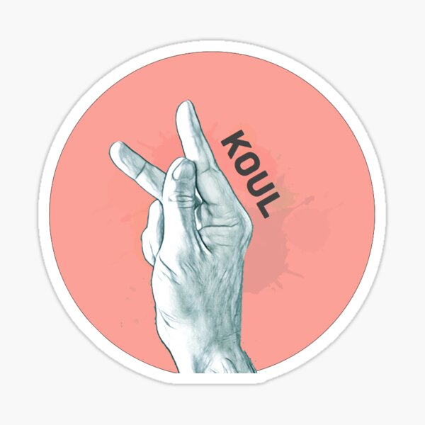 Koul LLC Sticker