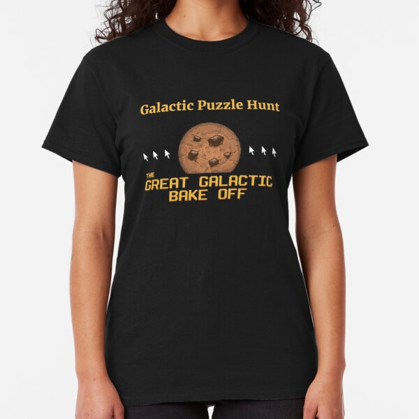 Galactic Puzzle Hunt 2018: The Great Galactic Bake-off Classic T-Shirt