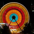 Ferris Wheel by Bob Hortman