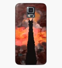 The Tower of Sauron Case/Skin for Samsung Galaxy