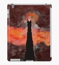 The Tower of Sauron iPad Case/Skin