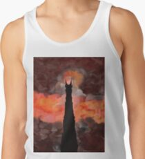 The Tower of Sauron Tank Top